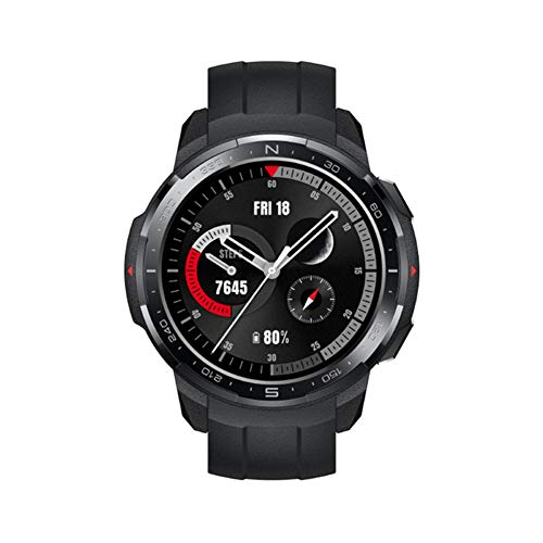 LXZ Männer Neue Globale Version Smart Watch GS Pro Smart Watch 1,39 '' AMOLED Display-Puls-Monitor-Blut-Sauerstoff-Bluetooth Anruf 5ATM,B