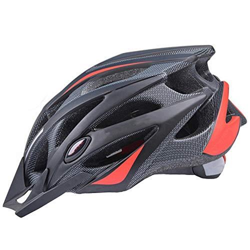 Claean-Acces-Home CascosDeCiclismoMultiuso Casco de Ciclismo Casco de Bicicleta Ultraligero Casco de Bicicleta MTB en Casco Casco de montaña-Color Regular 1_S (52-55 cm)