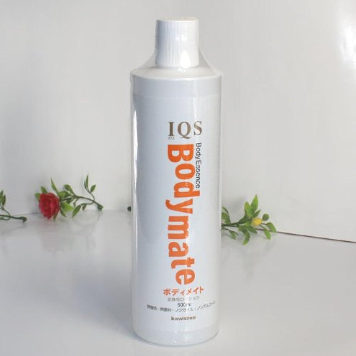 香ばしい著名なこんにちはIQS イクス ボディーメイト 500ml