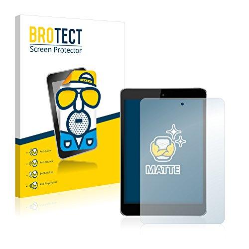 BROTECT 2X Entspiegelungs-Schutzfolie kompatibel mit Hisense Sero 8 Pro Bildschirmschutz-Folie Matt, Anti-Reflex, Anti-Fingerprint