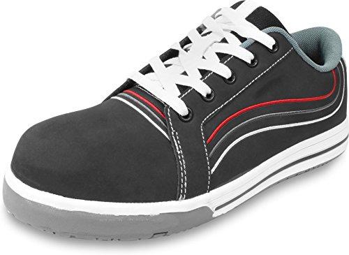 normani normani Sicherheitsschuh S3 Virgina Halbschuh im Sneaker-Style nach EN 20345 Größe 42