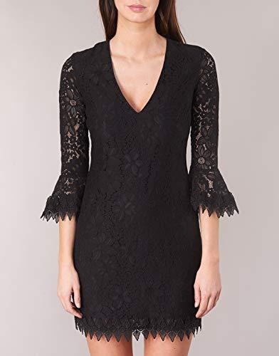 Guess Larina Dress Vestido, Negro (Jet Black A996 Jblk), Small para Mujer