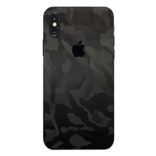 7 Layer Skinz Custom Skin Wrap Compatible with iPhone XS (Stealth Camo)