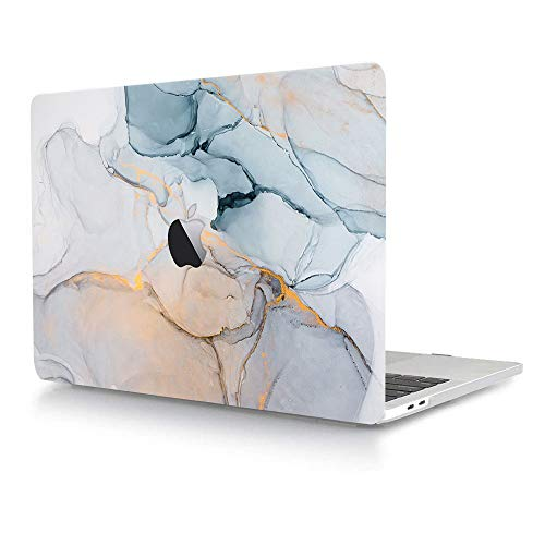 Hard Case for MacBook Pro 13 Inch A1502 A1425,AJYX Plastic Hard Shell Case for Old Version Mac Pro Retina 13, Release 2015 2014 2013 end 2012,Oil Painting YH20
