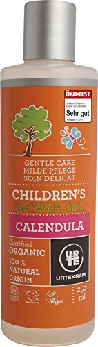 Urtekram Biologische douchegel voor kinderen, zachte verzorging, 250 ml