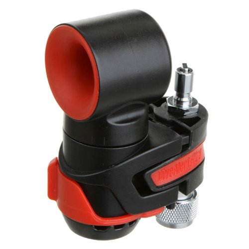 New Ideation Dive Alert Plus Version 2 Signaling Device - DV1 for all Standard Inflators