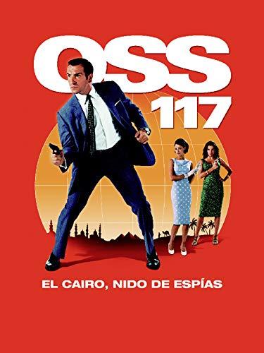 OSS 117: El Cairo, nido de espías