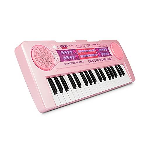 SAOCOOL Kids Keyboard Piano, 37 Keys...