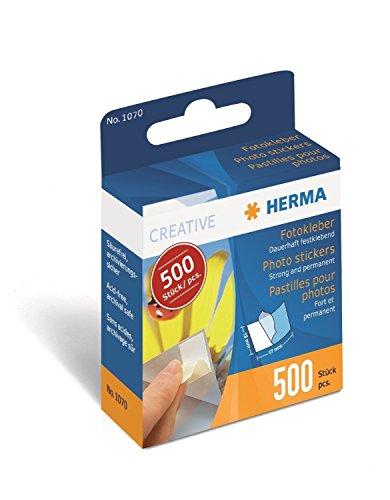 Herma Fotokleber im Kartonspender (2x 500er Spender)
