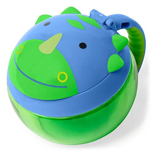 Skip Hop Zoo-Snack-Behälter – Dino, grün