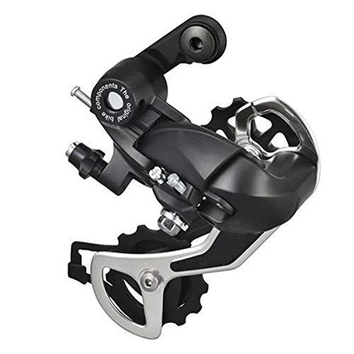 shuai 7/8 Velocidad TX35 Cambio Trasero BTT Bicicleta de montaña Bicicleta Plegable...
