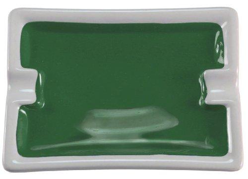 Blockx Cobalt Green Giant Pan Watercolor in Real Ceramic Refillable Pan