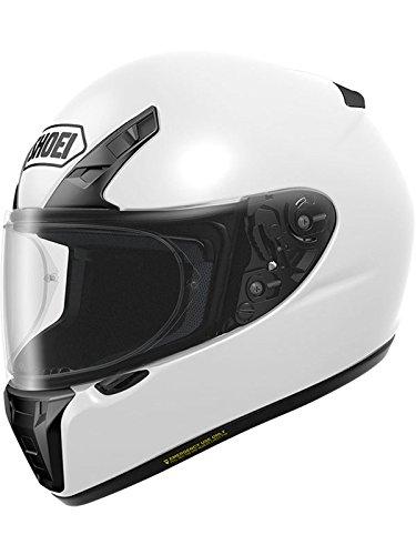 Shoei Motorradhelm Ryd Weiß (X-Large , Weiß)