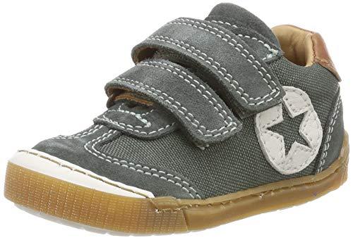 Bisgaard Jungen Unisex Kinder 40312.119 Sneaker, Grün (Green 1002), 27 EU