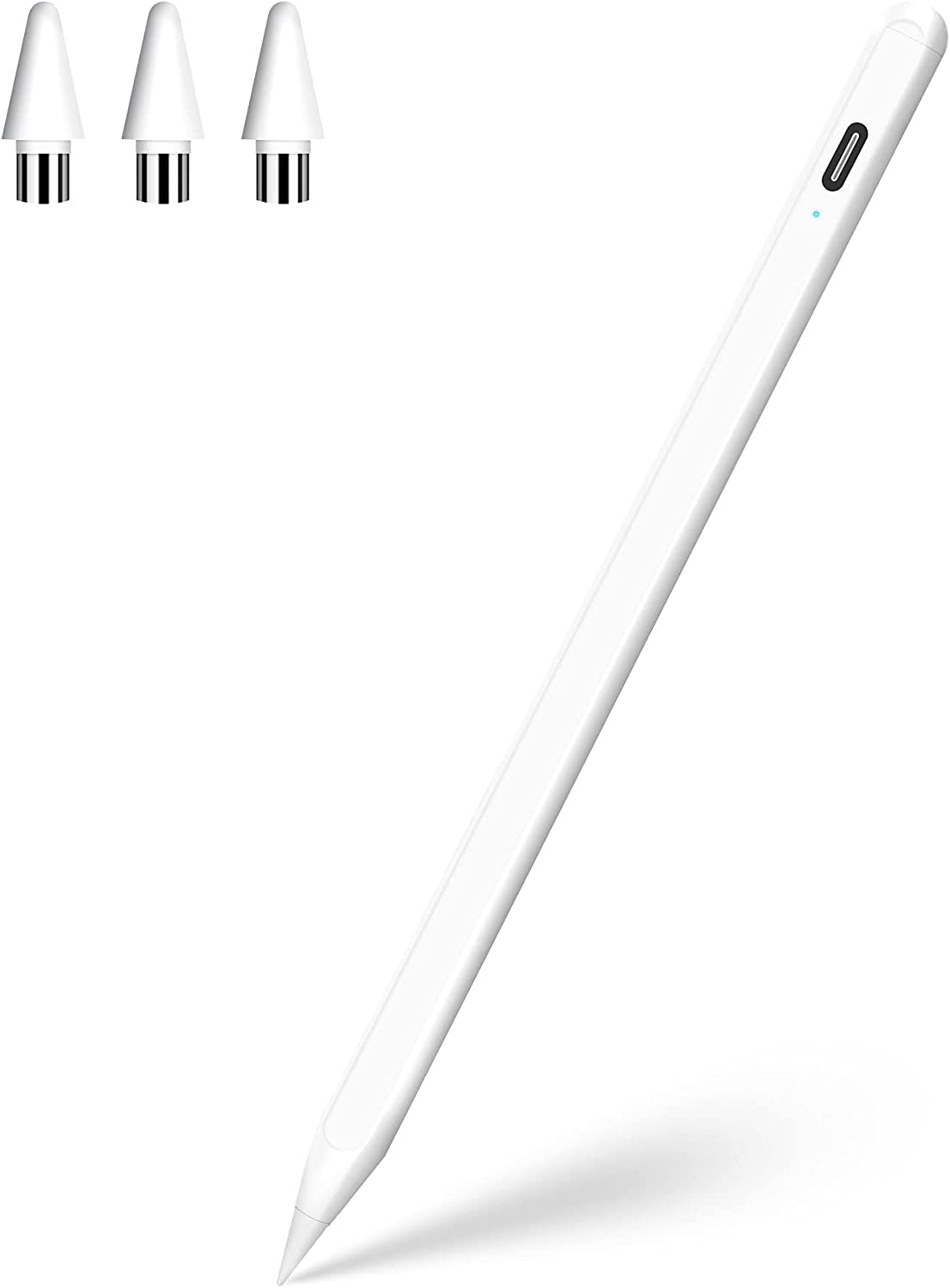 FaAmour Stylus Pens for Touch Screens - Rechargeable Stylus Pen with Magnetic Design for Apple iPad/iPad Air/iPad Mini/iPad Pro/iPhone/Android/iOS/Samsung/Kindle and Other Tablets