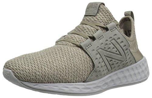 New Balance Men's Fresh Foam Cruz Running Shoe,military urban grey/stone grey,8 D(M) US