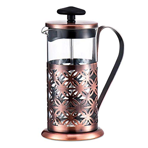Best Bargain Household Cafe Glass Presses Pot Glass Coffee Pots French Filter Press Hand Coffee Pot ...