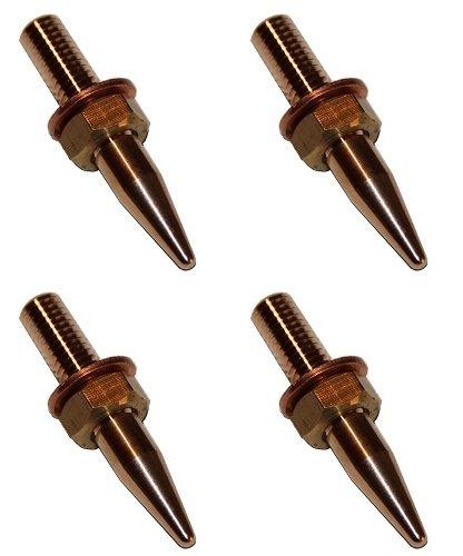 Bronze Spikes (8er Set) by Liedtke-Metalldesign (M8x50) Lautsprecherständer & Zubehör