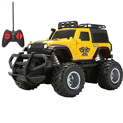 Amazon - Save 70%: Remote Controlled Truck Car Radio Control Toys Car for Kids (D)