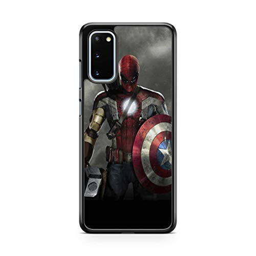Inspired by Avengers Endgame Spider Man Superhero Case for Samsung Galaxy A71 A70 A51 A50 A21 A20 Case Galaxy A11 A10e A01 s10e Comics Phone Cover M257