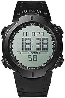 هونكس ساعة رياضية رجال رقمي سيليكون - HX0091