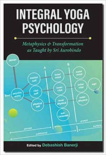 Integral Yoga Psychology: Metaphysics & Transformation as Taught by Sri Aurobindo