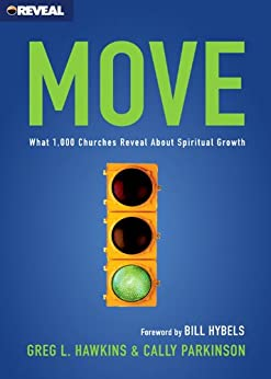 Move: What 1,000 Churches Reveal about Spiritual Growth by [Greg L. Hawkins, Cally Parkinson]