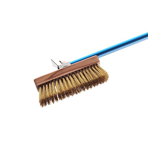 GI. Metal Wood Fired Pizza Oven Cleaning Brush - AC-SP