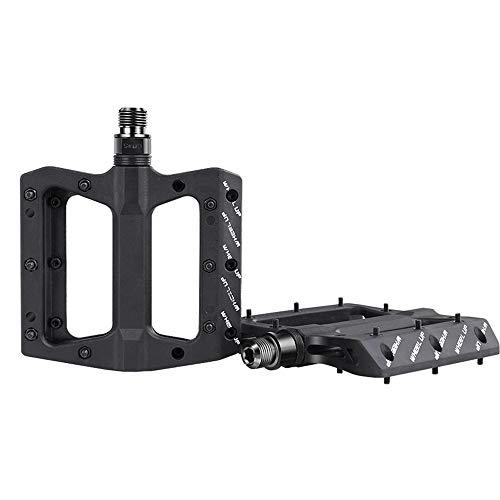 Pedales para Bicicletas de Montaña BMX Rodamiento Sellado CNC Producto de Aleación Calas Ultralivianas Accesorios para Ciclismo,Red