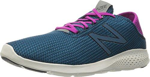 New Balance Vazee Coast m, Zapatillas de Running Mujer, Azul (Teal 443), 37 EU