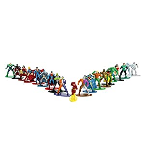 Jada Pack 20 Figuras DC Comics, Multicolor (0801310844090) 4