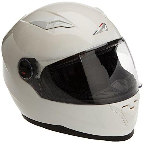 Astone Helmets gt2m-whxl Motorradhelm GT Gloss, schwarz matt, Größe XL