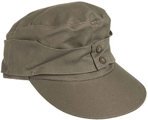 M43 Moleskin - Sombrero de montaña, color verde oliva, color Oliva - oliva, tamaño 60 (EU)