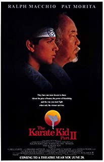 The Karate Kid: Part 2 POSTER Movie (27 x 40 Inches - 69cm x 102cm) (1986)