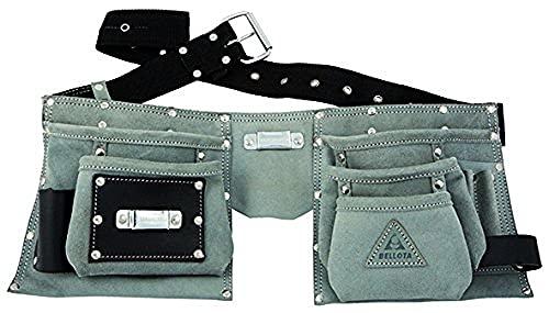 Bellota 51320 - Cinturón portaherramientas con bolsa para instaladores
