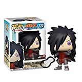 Figuras de acción Pop Anime Naruto Madara - Colección de vinilo para muñecas, modelo de juguetes de regalo de cumpleaños para niños