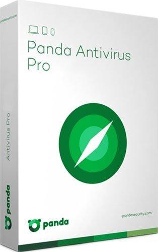 PANDA - Antivirus Pro 2017 - 1 Dispositivo per 1 anno - Licenza ESD (Electronic Software Distribution)