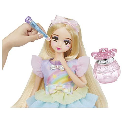 Licca-chan Doll Yumiro Makeup Himari-chan Cool de Mega Mori