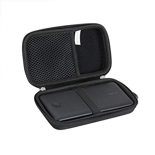 Hermitshell Hard Travel Case for Anker PowerCore Essential 20000 / Anker PowerCore Essential 20000 PD Portable Charger