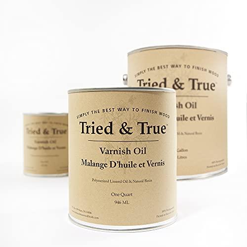 Tried & True - Varnish Oil - Quart