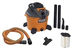 RIDGID 12-Gallon Wet/Dry Vac (VAC1200) Review