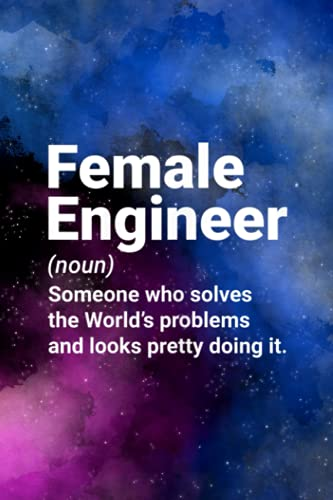Womens Female Engineer Definition for Engineering Student   Body Measurements Tracker
