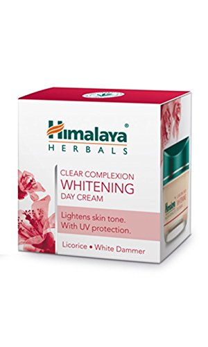 Himalaya Clear Complexion Whitening Day Cream Lightens Complexion Uneven Pigmentation & Spots