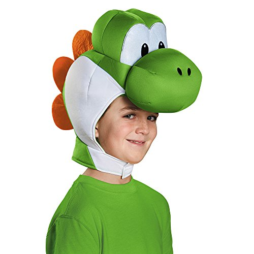Disguise Yoshi Headpiece - Child Costume by Disguise