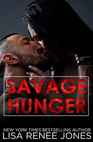 Savage Hunger by Lisa Renee Jones ebook deal