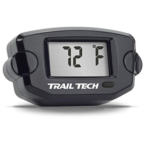 Trail Tech TTO CHT Sensor - Surface Mount (14mm) (Black)