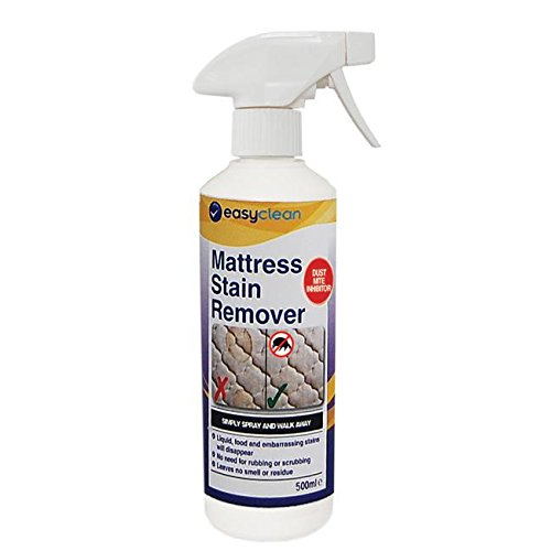 MATTRESS MAGIC STAIN REMOVER CLEANER DEODERISER DUSTMITE INHIBITOR CONTROLLER 4602
