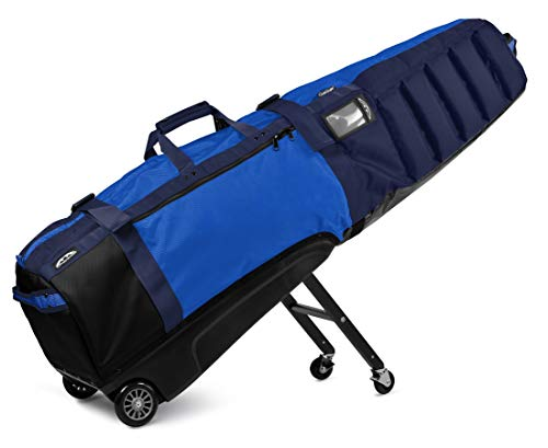 Sun Mountain Golf ClubGlider Meridian Club Cover Travel Bag (Navy/Cobalt)