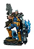 Estatua Cable 62 cm. X-Men. Premium Format. Marvel Cómics. Sidshow Collectibles