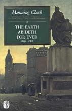History of Australia: the Earth Abideth for Ever 1851-1888: 004